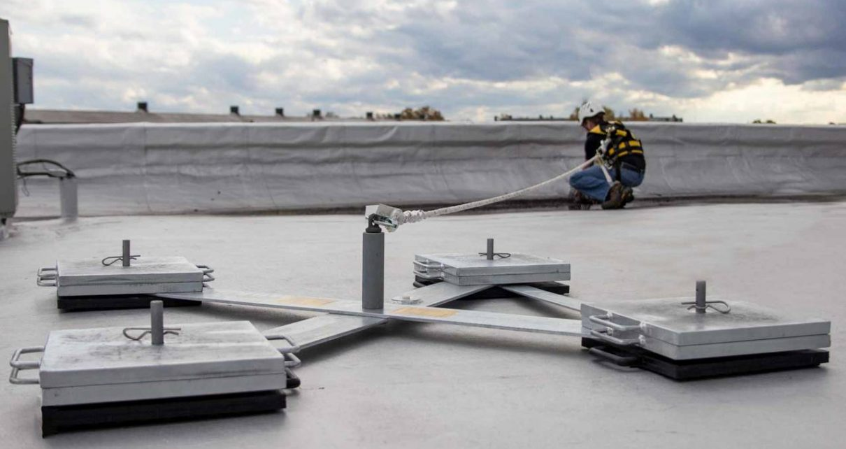 Roof Anchor Products and its Benefits
