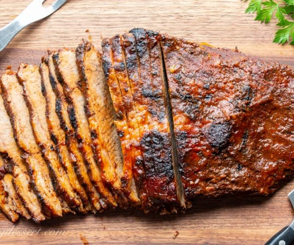 A Beef Brisket Spice Rub for Family Gatherings