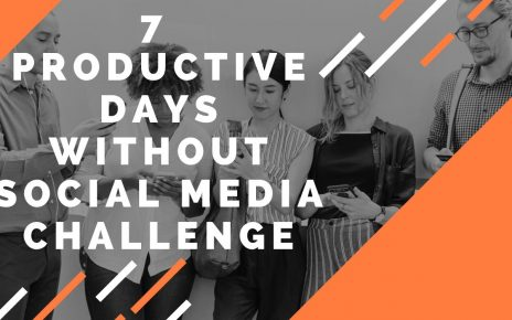 Productive Days without Social Media