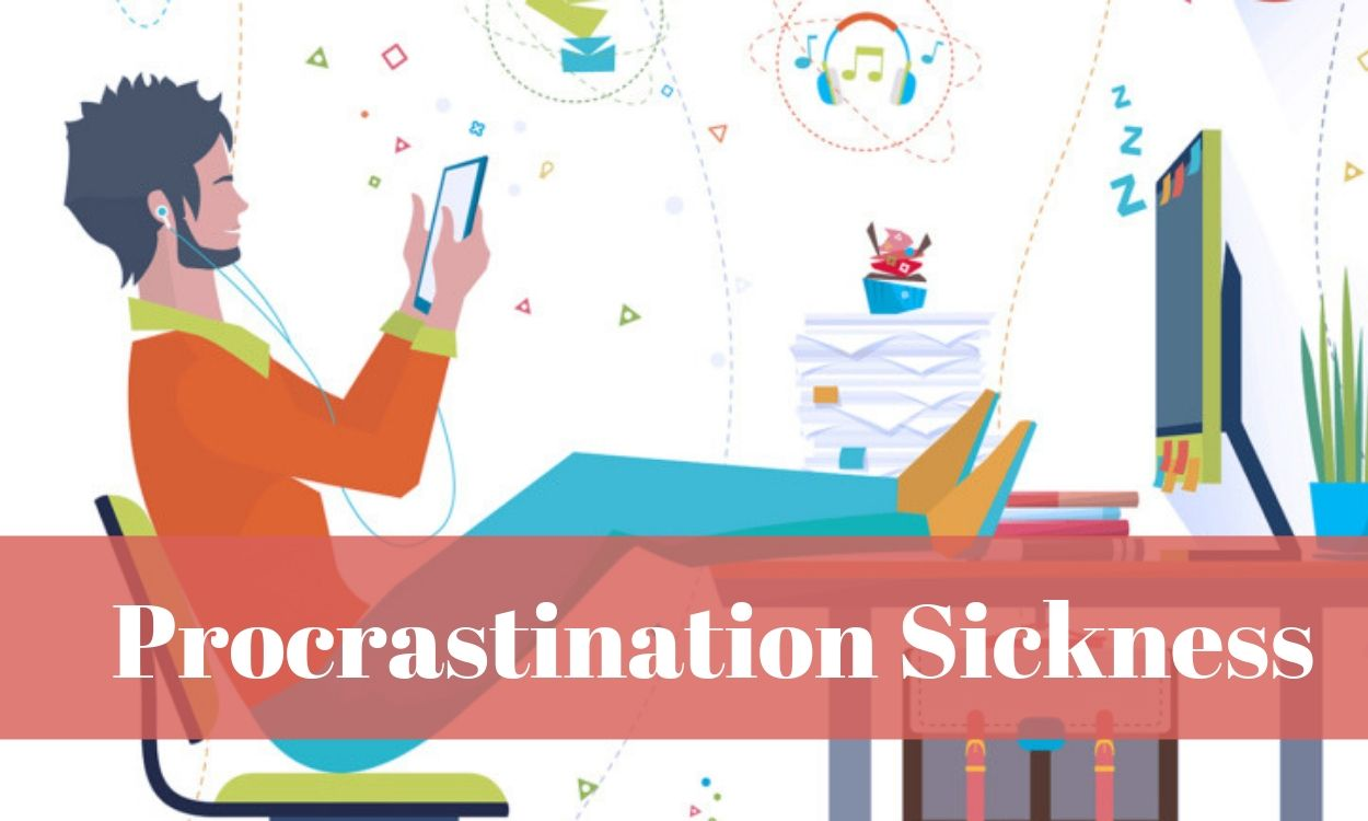 4 Ways to Get Rid-Off Procrastination