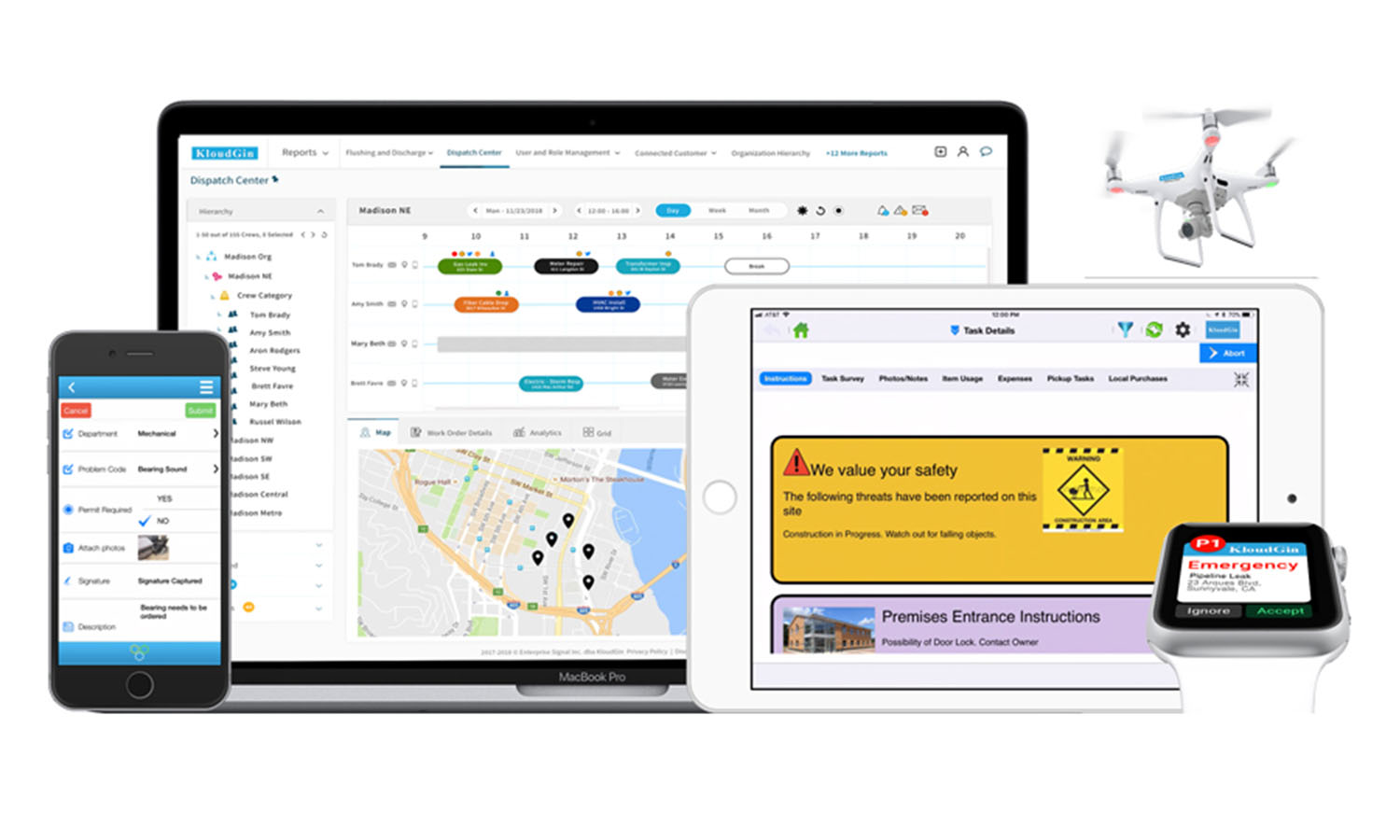 Facilities Maintenance Software For Small & Big Industries