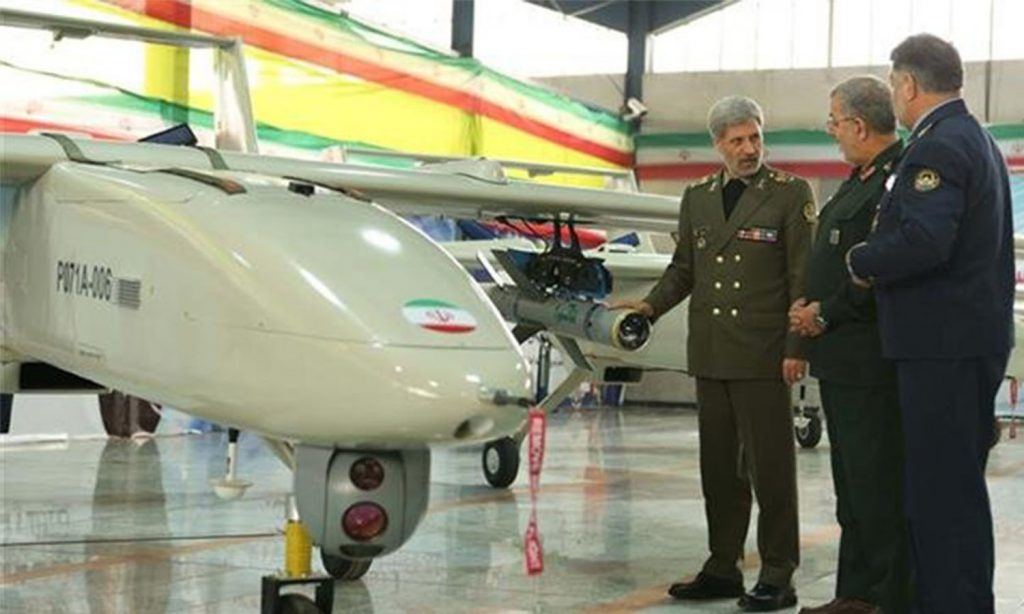 Drone Superpower: Iran's Tactical Defense