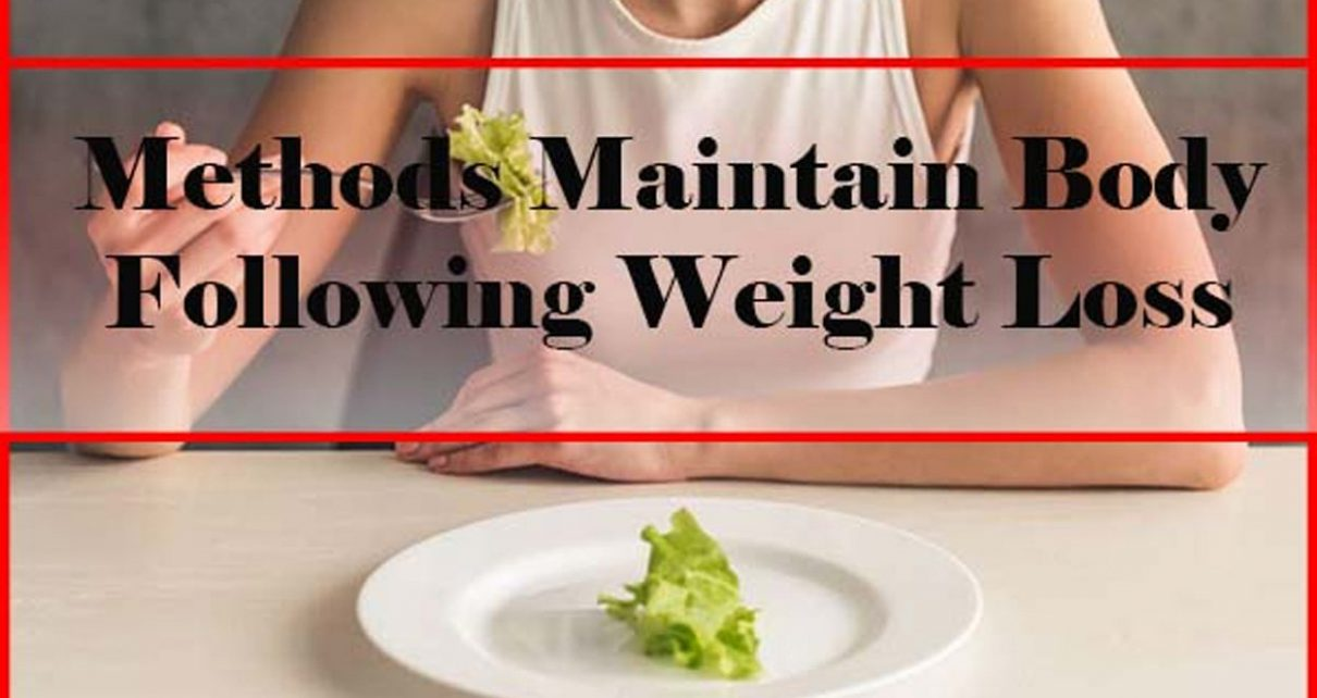5 Weight Loss Methods to Maintain Healthy Body