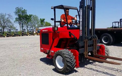 How Moffett Truck-Mounted Forklifts Save Costs?