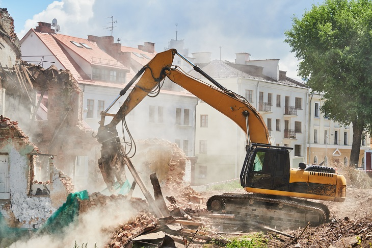 6 Reasons Why You Need Professional Residential Demolition