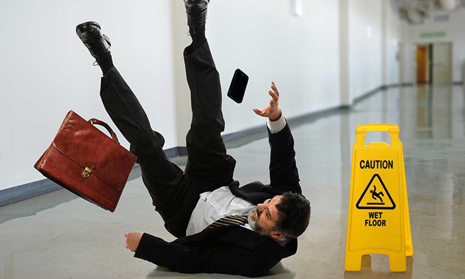 7 Tips to Prevent Slip Trip or Fall at Workplace