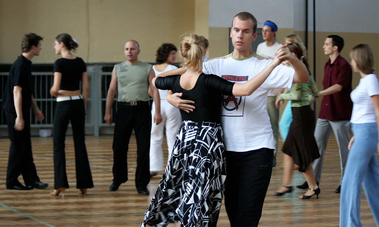 Best Private Dance Lessons For Competitive Events