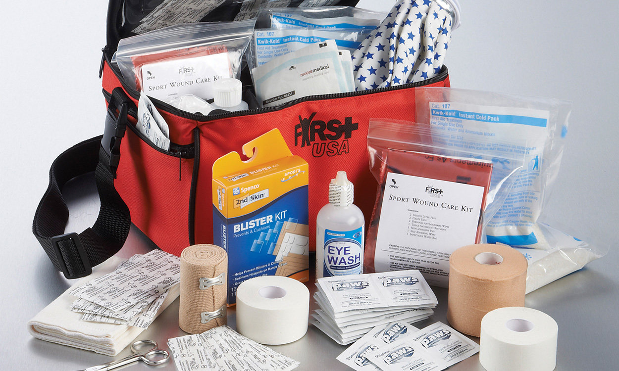 Shelter: First Aid