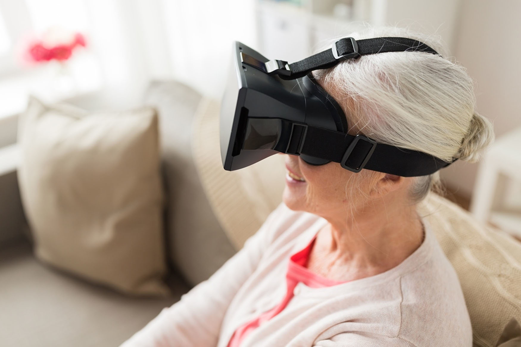 Virtual Reality Help Dementia patients recall memory