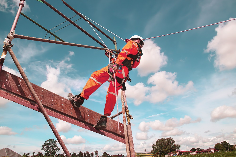 7 Major Safety Tips when Working at Heights
