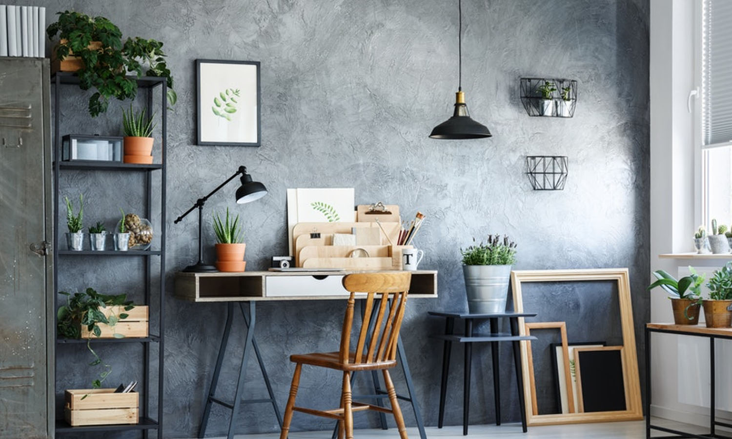 Décor Ideas for Small Office