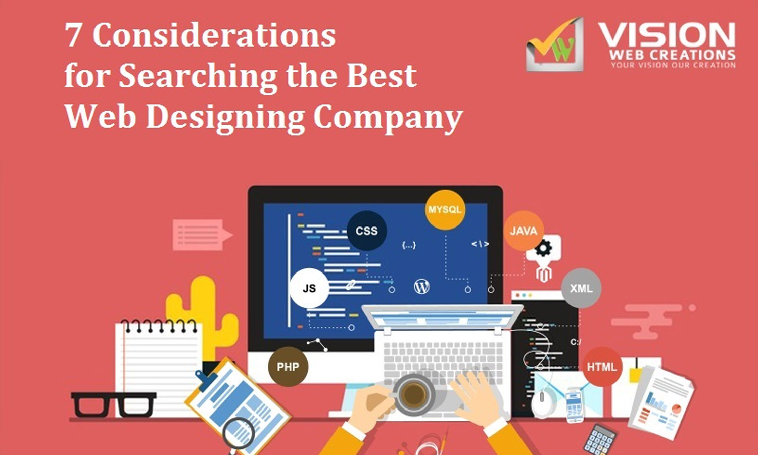 7 Tips to Look for the Best Web Designing Company
