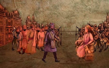 The Glory of Mughal's Land of Royal Palaces – A Visit to India