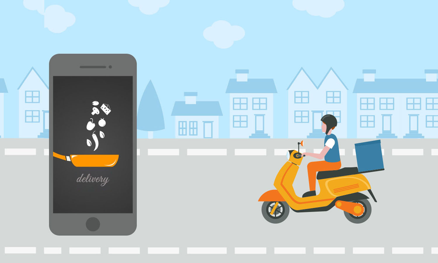7 Must-Have Features for Food Delivery App