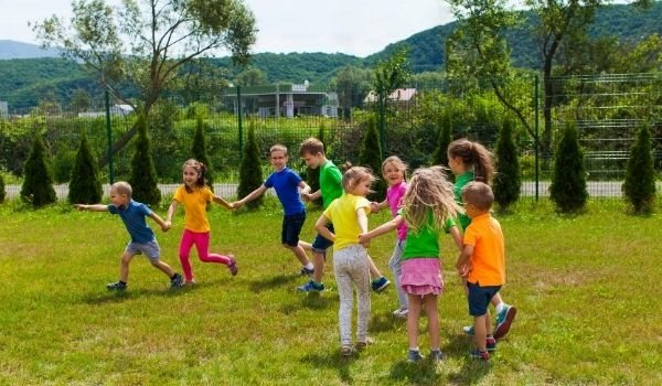 How Playing Creates Happiness to your Child