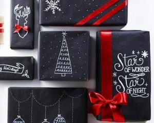 6 Personalised Gift Wrapping Ideas for a Merrier Christmas