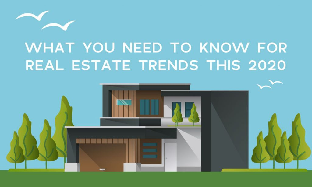 Real Estate Trends in the upcoming 2020
