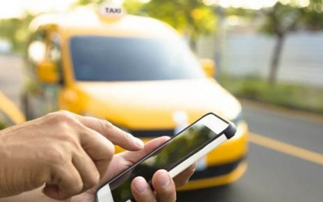 Top 10 Taxi Booking Online Apps