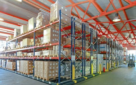 5 Different use of Second Hand Pallets for Industrial Racking
