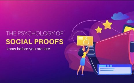 The Psychology of Social Proofs: Know Before You Are Late