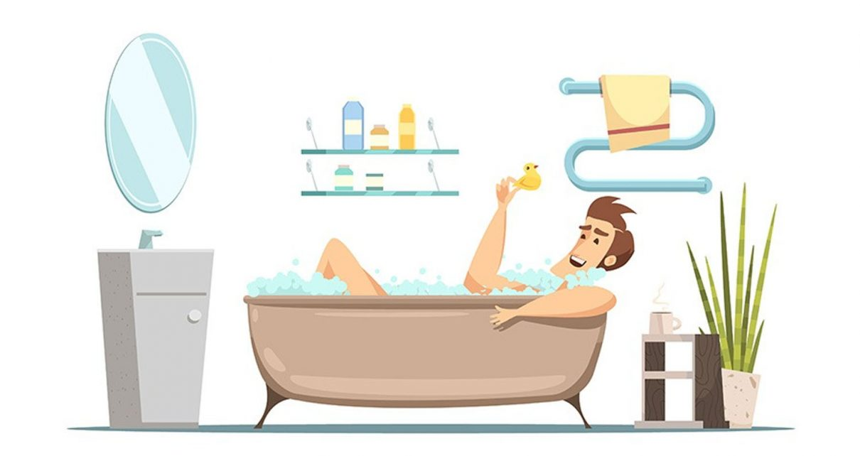 Why Men Should Use Body Wash