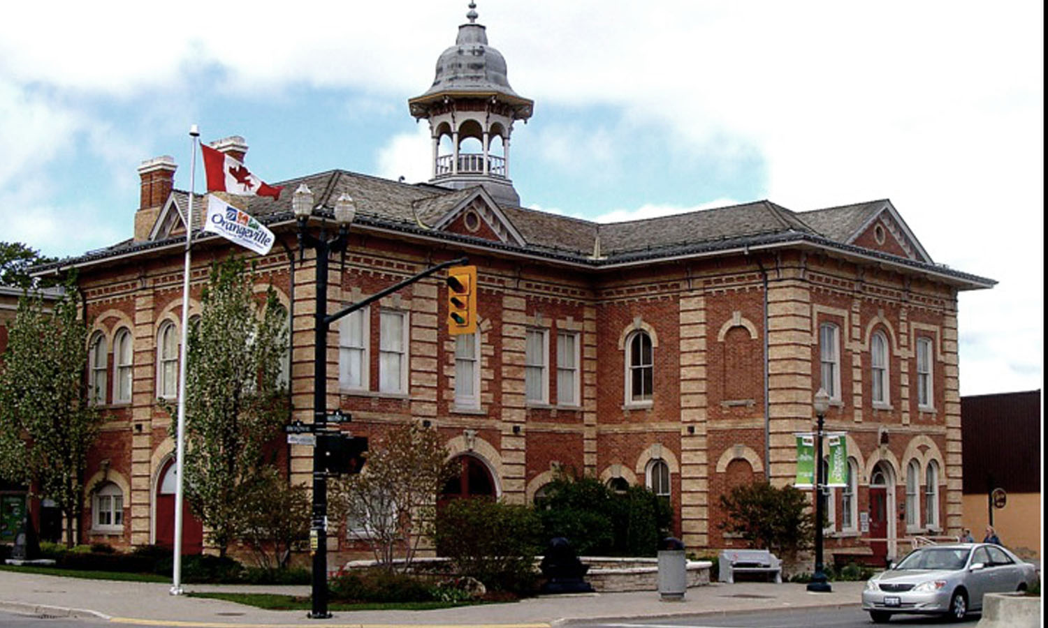 Discovering Roots of Orangeville: A Time Lapse Town