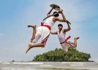 10 benefits of Kerala Kalaripayattu Training