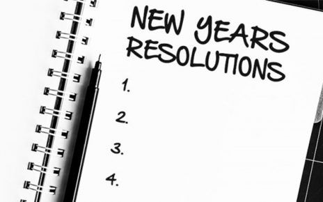 5 New Year resolution Ideas