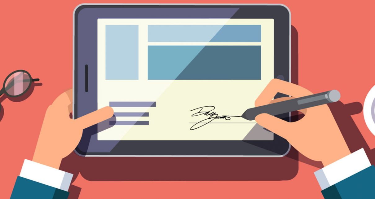 The Pay-off that SMEs get with eSignatures