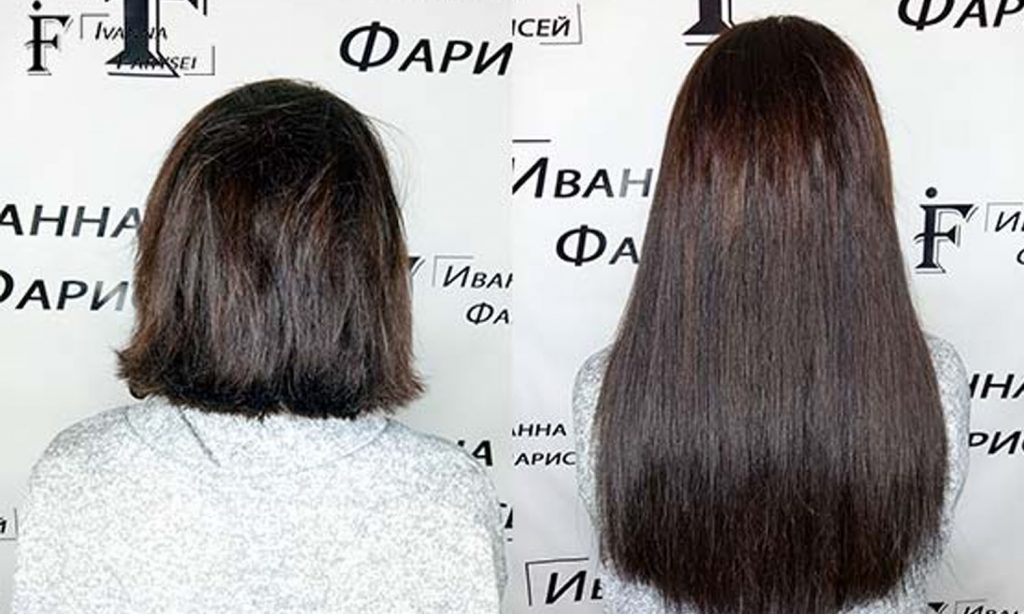 How to Blend and Clip-in Hair Extensions with Short Hair