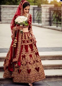 When to wear lehenga choli