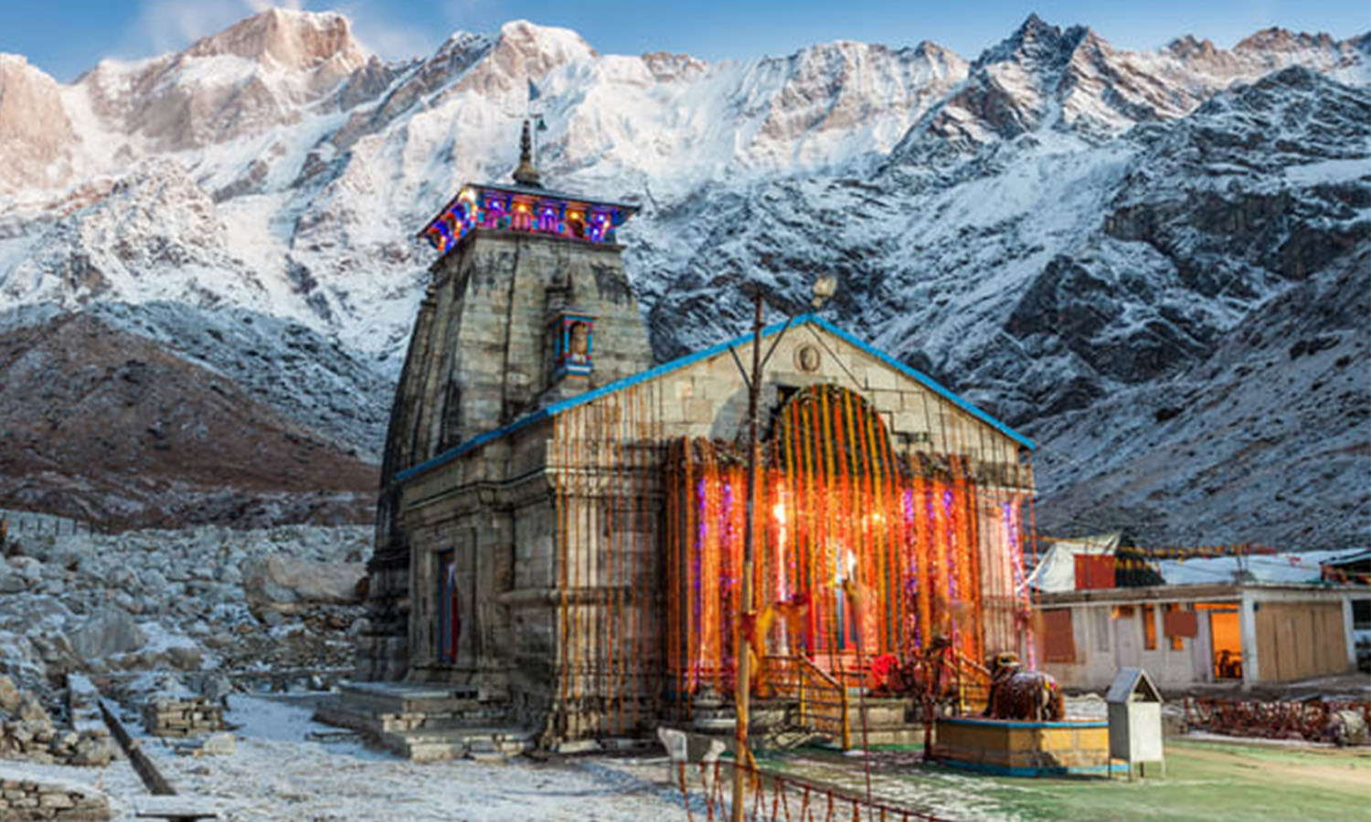 The Transport Guide to your Char Dham Yatra Trip