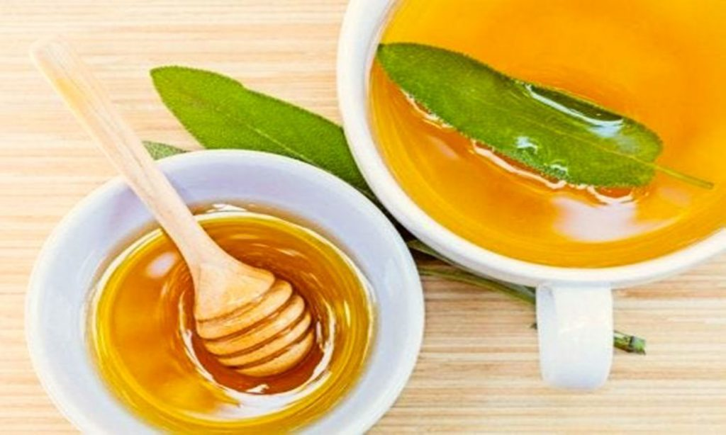 Scrapes and Cuts: A Remedy Based On Sage and Honey