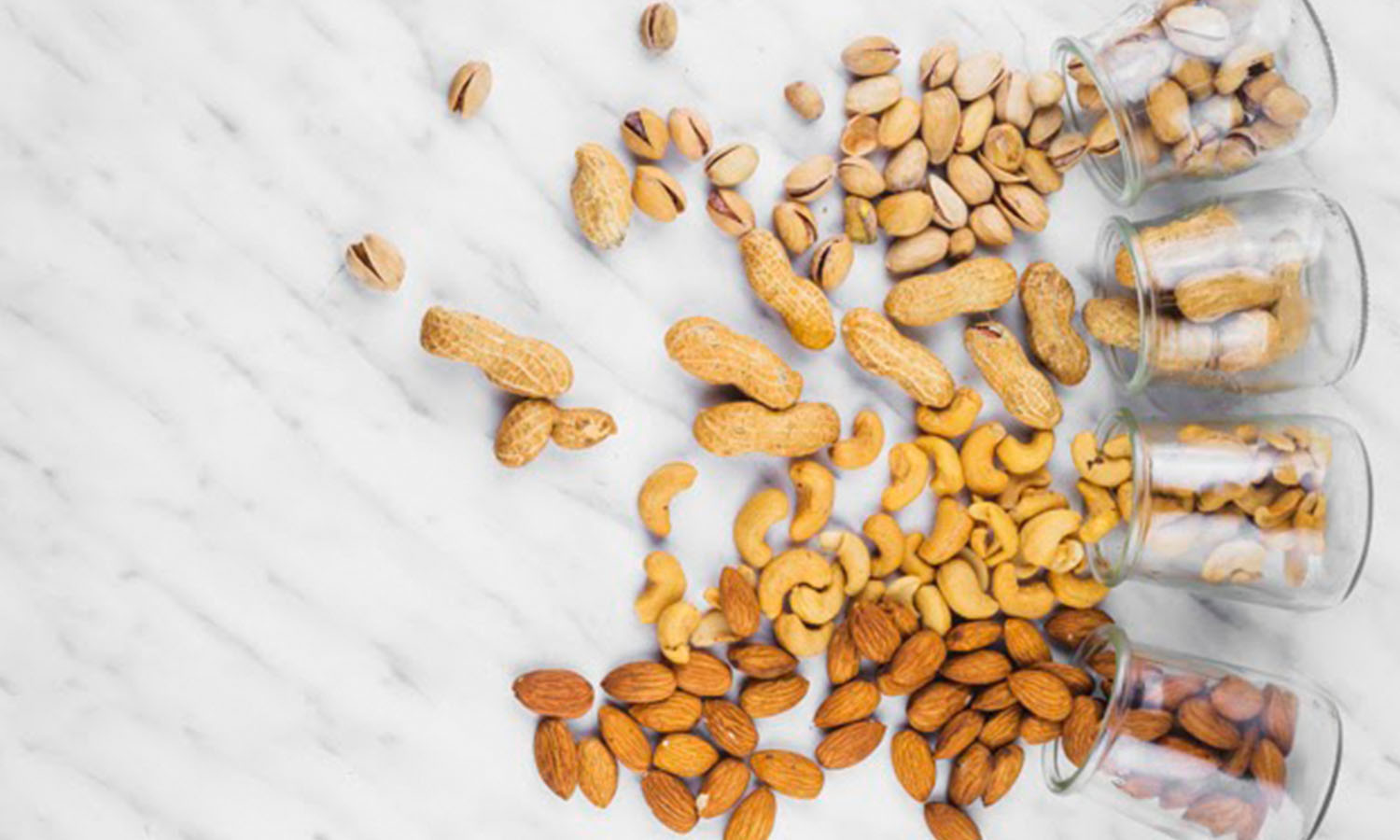 How Roasted Nuts Will Help You Lose Weight