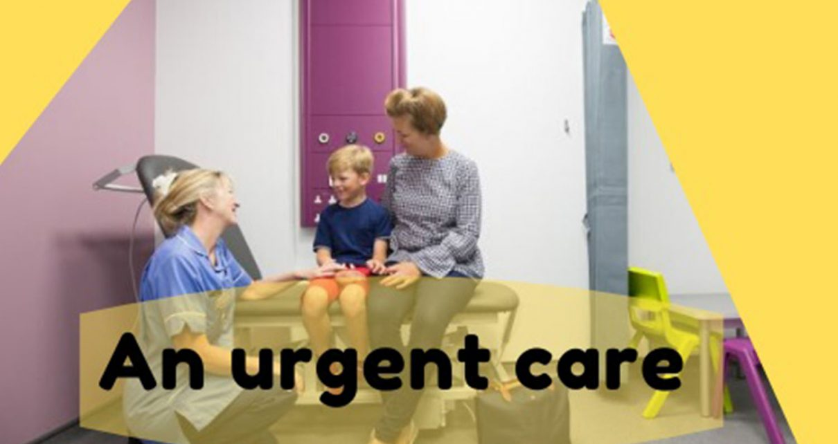 An Urgent Care: A Complete Cheat Sheet for Mothers