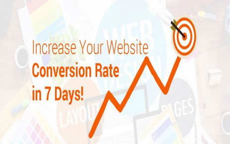 Increase Your Website Conversion Rate in 7 Days!