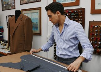 Celebrity Tailor Aristide Tofani Sheds Light On Becoming A Successful Entrepreneur