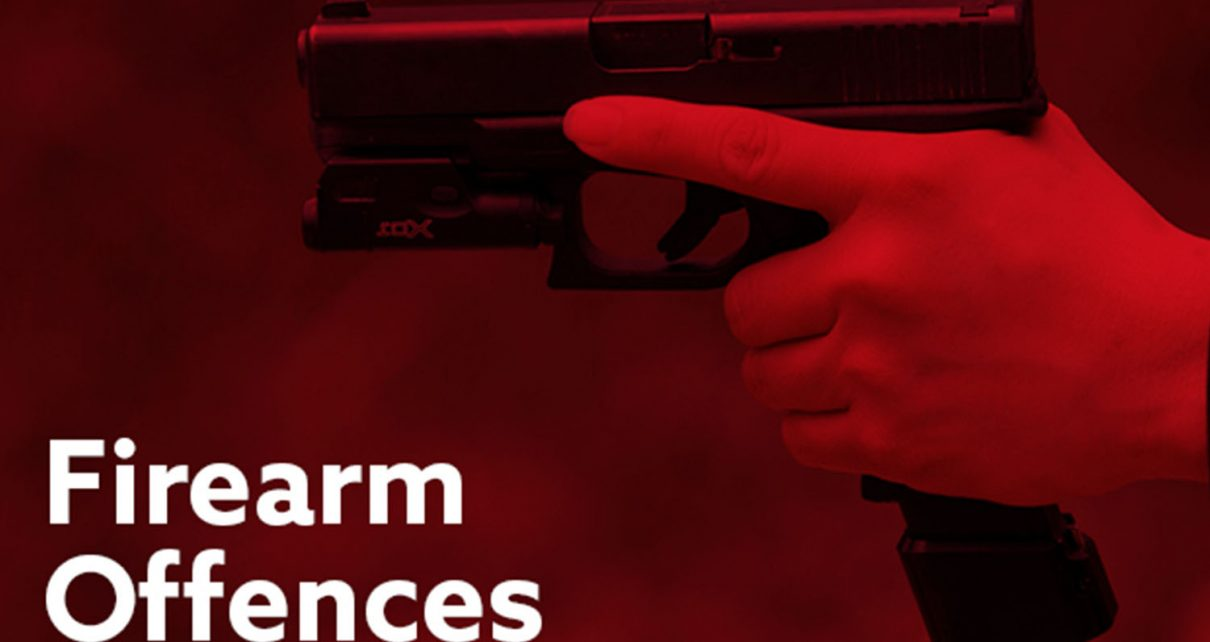 Firearm Offenses and Their Penalties Under the Criminal Code of Canada