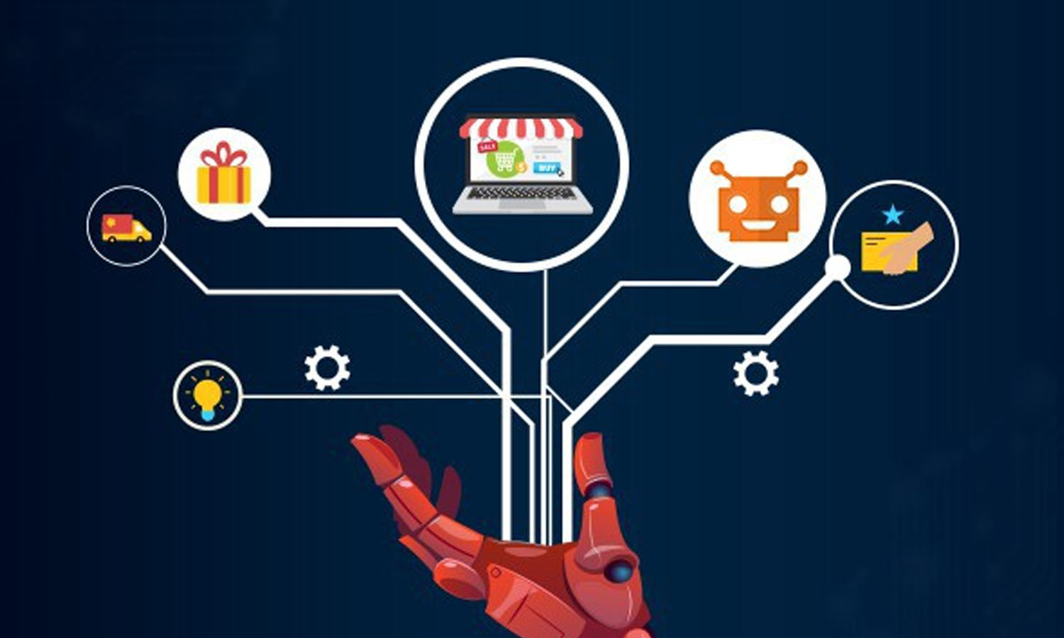 How Artificial Intelligence Transforming the E-Commerce Industry