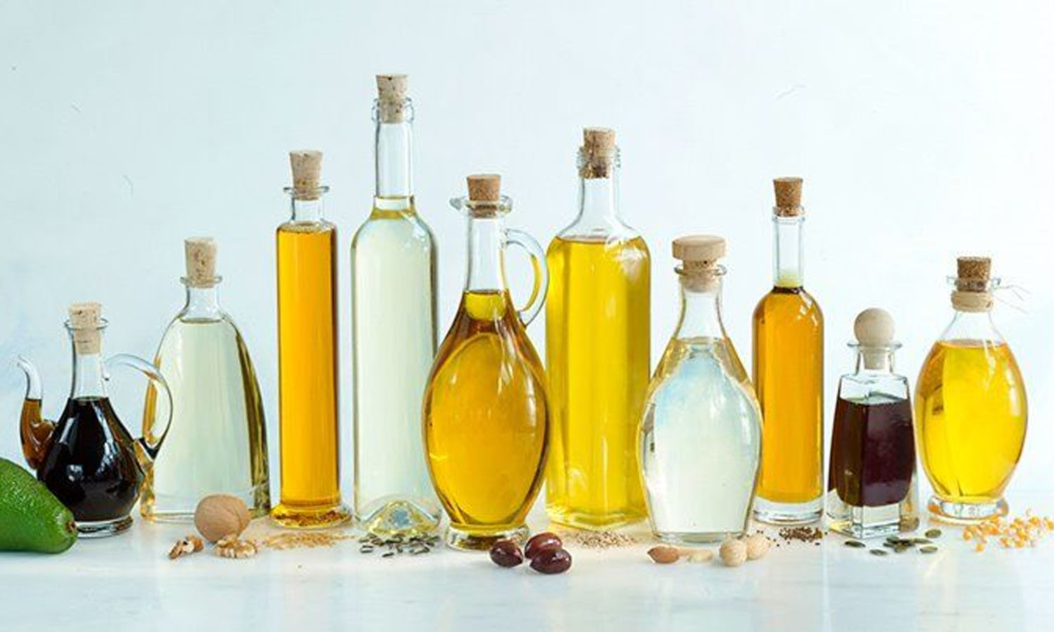 Plant Oil Good for Our Health?