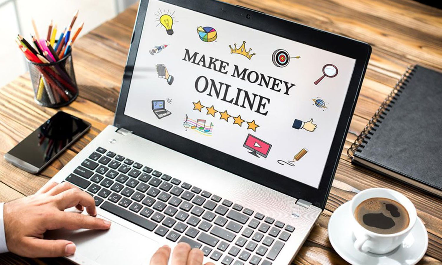 Top 8 Online Money Making Ideas