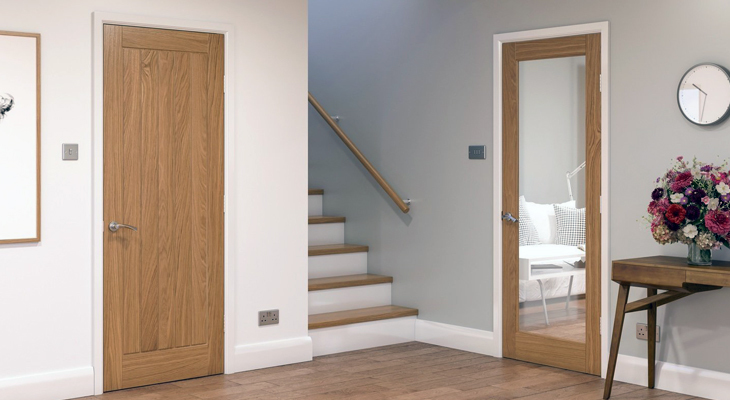 How to Select the Right Kind of Interior Doors for Your Home?