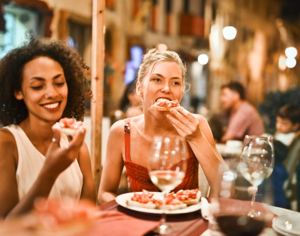 11 Guilt-Free Ways To Enjoy Italian Food When You're Trying To Lose Weight