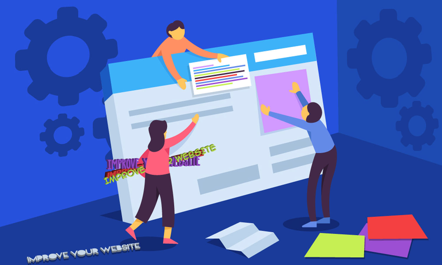 4 Benefits Of Website Optimal Design