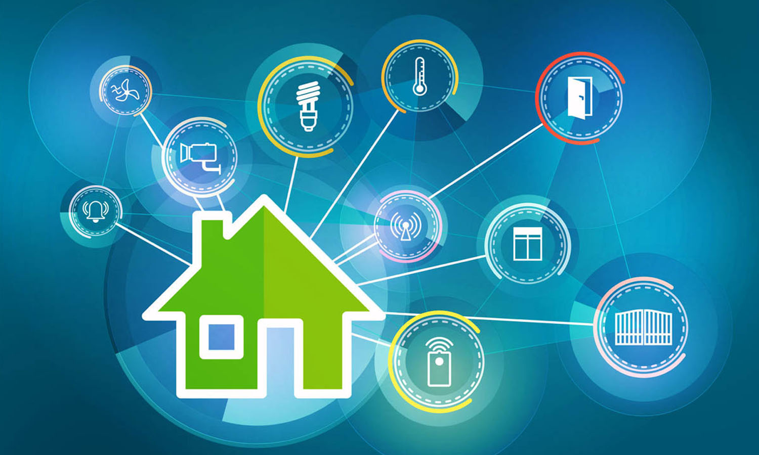 5 Home Automation Ideas with IoT to make Life Easier