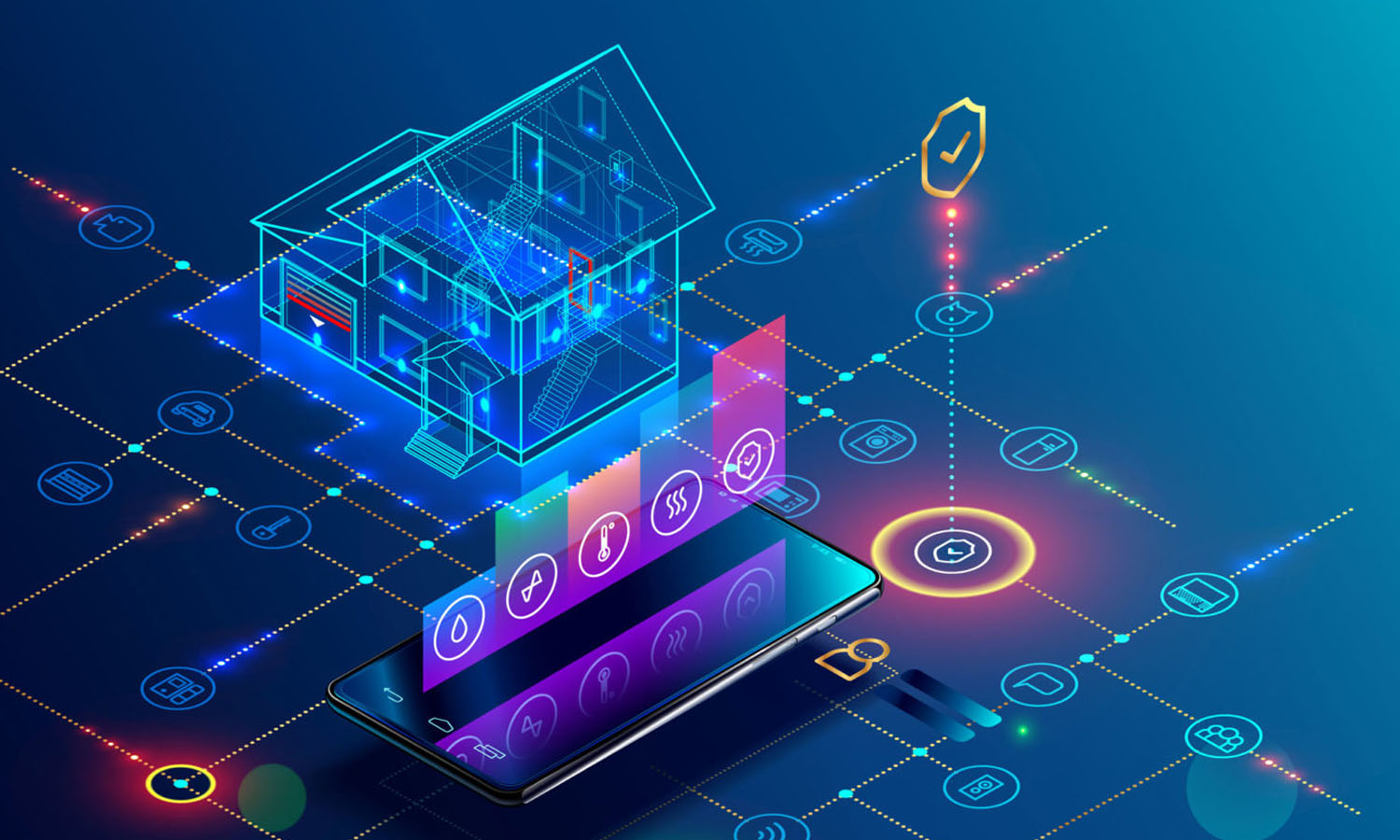 Changing the Way We Live With IoT & Smart Home Automation