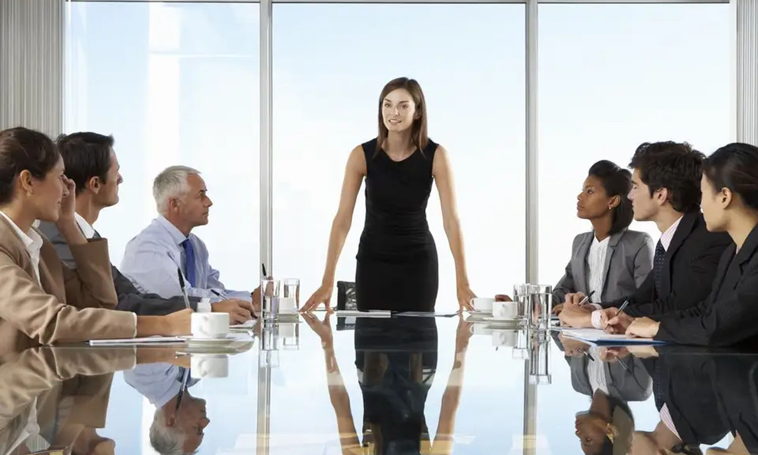 Women Managers Leaving Corporations for Entrepreneurship