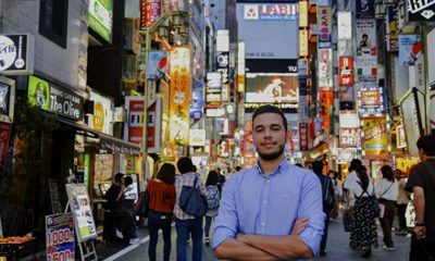 Meet Abdelkader Bachr, The Entrepreneur Who's Disrupting The Digital Marketing Industry