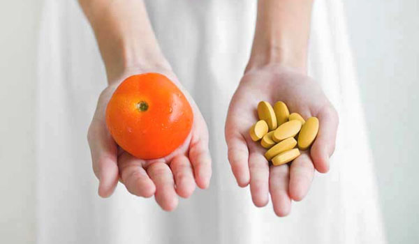 Vitamin Supplements – A Pill Is Not Always The Answer