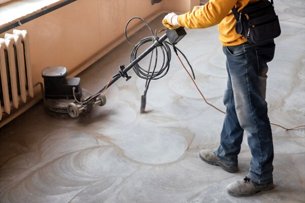 Prime Benefits of The Polished Concrete